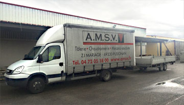 Camion AMSV